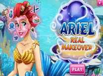 Ariel Machiaj Real