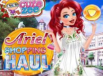 Ariel Mania Cumparaturilor