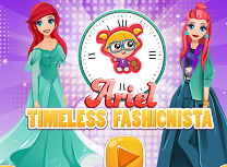 Ariel Priceputa la Moda