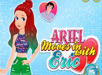 Ariel Se Muta Cu Eric