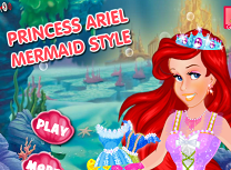 Ariel Stil de Sirena