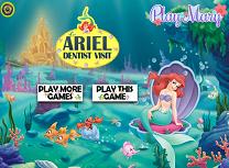 Ariel Vizita la Dentist