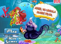 Ariel Vs Ursula Perla Magica