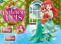 Ariel si Animalele de la Palat
