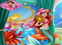 Ariel si Camera de Machiat