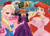 Ariel si Magazinul de Haine
