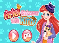 Ariel si Pisicuta