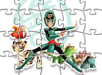 Armura de Jad Puzzle