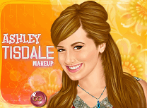 Ashley Tisdale de Machiat