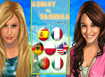 Ashley si Vanessa de Machiat