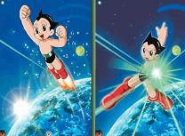 Astro Boy Asemanari