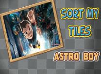 Astro Boy Puzzle
