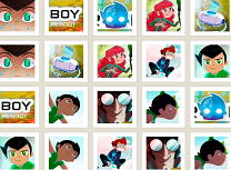 Astro Boy de Memorie