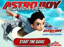 Astro Boy in Actiune