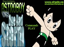 Astro Boy si Cometele