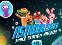 Astroblast Statia Spatiala