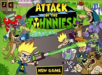 Atacul Clonelor Johnny