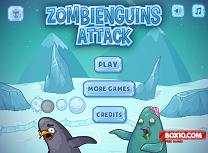 Atacul Pinguinilor Zombi