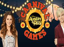 Jocuri cu Austin si Ally