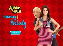 Austin si Ally Notele Muzicale