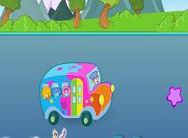 Jocuri cu Doodlebops