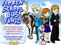 Autobuzul Frozen