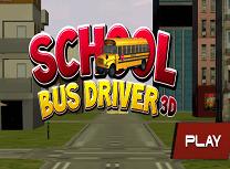 Autobuzul Scolar 3D