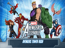Avengers Apara Turnul