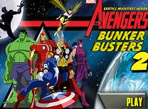 Avengers Ataca Fortareata