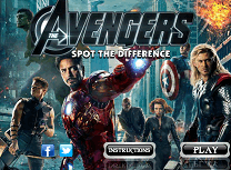 Avengers Cauta Diferentele