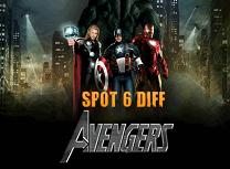 Avengers Diferente