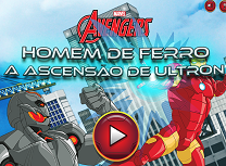 Avengers Vs Ultron