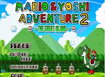 Aventura cu Mario si Yoshi 2