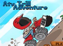 Aventura cu ATV-ul
