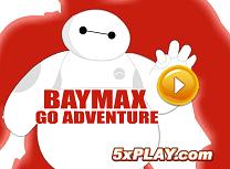 Aventura cu Baymax