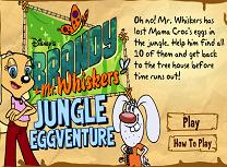 Aventura cu Brandy si Domnul Mustacila