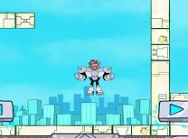 Aventura cu Cyborg