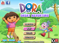 Aventura cu Dora