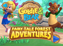 Aventura cu Goldie si Ursulet