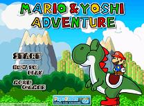Aventura cu Mario si Yoshi