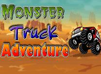 Aventura cu Masina Monstru