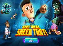 Jocuri cu Planeta lui Sheen