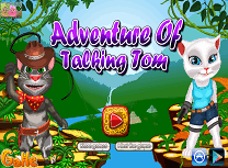 Aventura cu Talking Tom