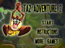 Aventura cu Taz 2