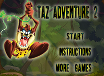 Aventura cu Taz