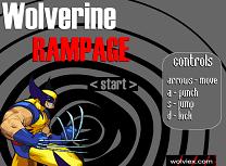 Aventura cu Wolverine