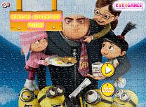 Aventurile Minionilor Puzzle