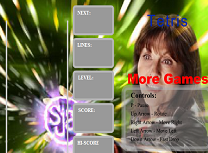 Aventurile lui Sarah Jane Tetris