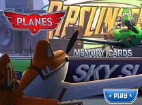 Avioane Disney Carti de Memorie