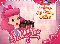Baby Boo Gateste Prajitura